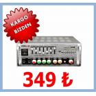OSAWA  AV-983  200 W Stereo, USB/MP3/SD ANF�