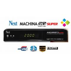 Next Machina Full HD 3D SUPER Uydu Al�c�s� 1080P