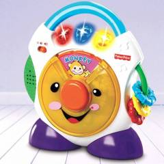 Fisher Price T�rk�e Konu�an E�itici CD �alar