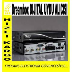 Dreambox DM 500  S DIJITAL UYDU ALICISI