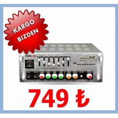 OSAWA  AV-987  2X200 W Stereo USB/MP3/SD ANF�