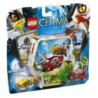 Lego Lord of Chima Chi Battles 70113  Pink