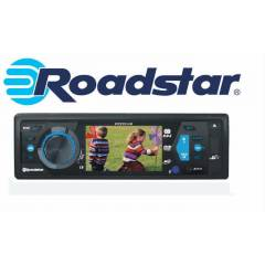 Roadstar RDD3000 CD DVD DivX SD USB Ekranl� Teyp