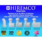 HIREMCO FULL HD(1080p) 8 �IKI�LI S�PER GOLD LNB*