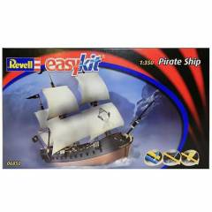 Revell Pirate Ship 1:350 �l�ek Gemi Maketi
