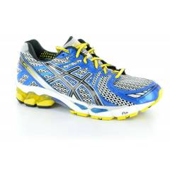 ASICS T100N 0190  GEL-KAYANO White Black ASF