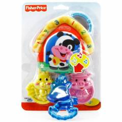 Fisher Price Mini �iftlik Di�lik