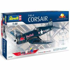 Revell The Flying Bulls F4U-4 Corsair 1:48 �l�ek