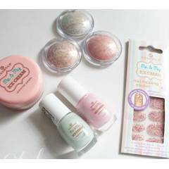 Essence Trend Edition - Ice Cream G�z Farlar�