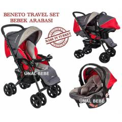 BENETO 2020  SET Travel Sistem L�x Bebek Arabas�