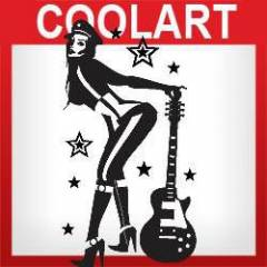COOLART Duvar Sticker M�Z�K (st402)