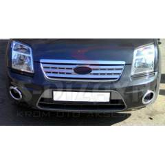 FORD CONNECT 2009 �zeri Krom �n Panjur 2 Pr� Set