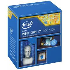 INTEL Core i7-4820K, 3.70 GHz, LGA2011, ��lemci