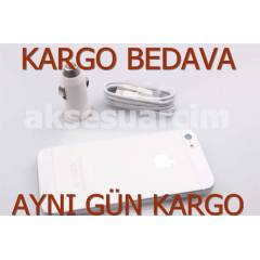 iPhone 5 �arj Aleti 2 in 1 Ara� IOS 7 Uyumlu