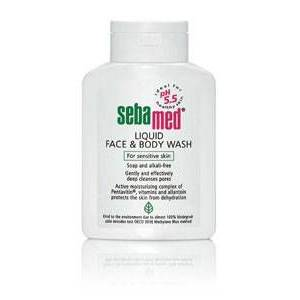Sebamed Likit 1000 ml (Sebamed Liquid Face  Body