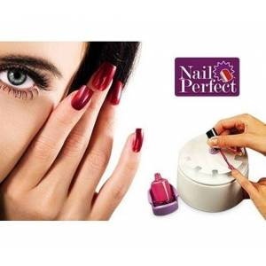 Nail Perfect Oje S�rme Seti