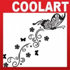 COOLART Duvar Sticker FIRSAT �R�N (st184)