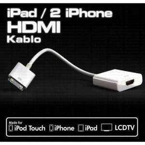 DARK IPAD/2 IPHONE 1080P HDMI BA�LANTI APARATI D