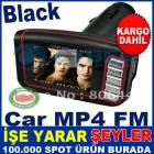 "1.8"" LCD KABLOSUZ ARA� MP3-MP4PLAYER FM RADYO-K"