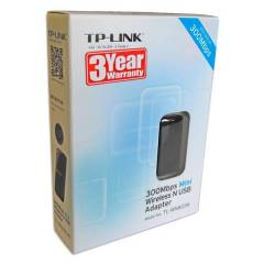 TP-LINK TL-WN823N 300 MPBS MINI WIRELESS ADAPTOR