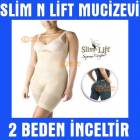 Slim N Lift Ask�l� V�cut S�k�la�t�r�c� Korse 006