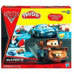 PLAY DOH CARS2 G�ZL� G�REV OYUN SET�