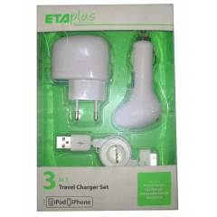 ETA PLUS SCH.19004 IPHONE CEP TELEFONU �ARJ SET�