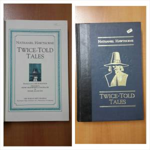 TWICE - TOLD TALES - NATHANIEL HAWTHORNE