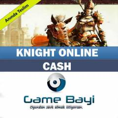 Knight Online 400 Cash ESN Knight Kredi 400 Cash