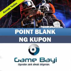 Point Blank 110.000 NG (%10 Bonus) PB PointBlank