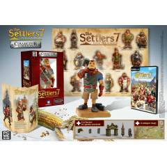 THE SETTLERS 7 COLLECTOR EDITION OYUN + FIGUR PC