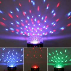 Sihirli Led K�re Magic Ball Disko Lazer Ritimli