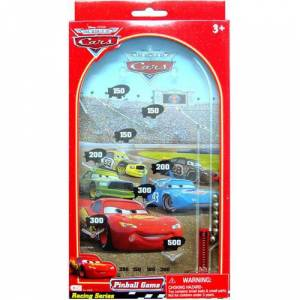 DISNEY CARS P�NBALLS OYUN SET�