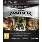 PSX3 TOMB RAIDER TRILOGY