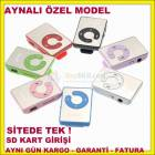 8GB Mini MP3 Player Hafizal� MP3 m�zik �ALAR