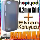 GENERAL MOBiLE DiSCOVERY KILIF iNCE �EFFAF 0.2MM