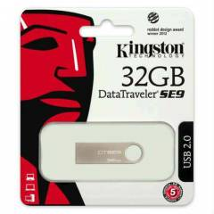 Kingston 32 GB Mini Metal USB Flash Bellek