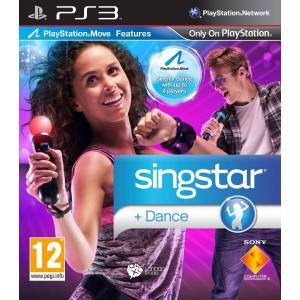SINGSTAR DANCE MOVE PS3 HD PAL SIFIR