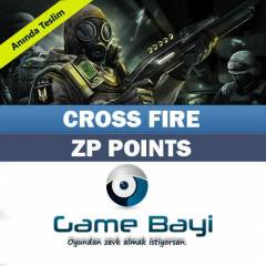 Crossfire 100.000 ZP Cross fire 100000 Z8 Points