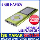 MULT�MED�A PLAYER MP3-MP4 VTECH 2GB HAFIZA