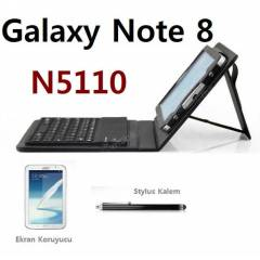 SAMSUNG GALAXY NOTE 8.0 inc KLAVYE KILIF N5110