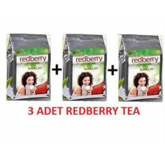 3 KUTU Redberry �ay�-Redberry Tea-Red Berry Tea