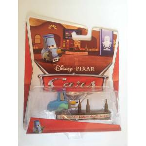 Disney Pixar Cars2 Wheel Well Guido