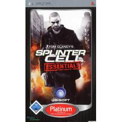 TOM CLANY'S SPLINTER CELL ESSENTIALS PSP OYUNU