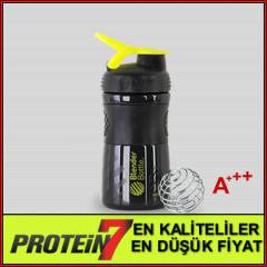 Blender Bottle Shaker - 550 ml - Siyah Renk