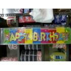 HAPPY BIRTDAY YAZILI ODA S�S�