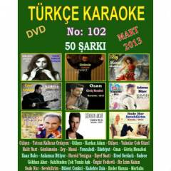 BEST OF TURKISH KARAOKE- 102