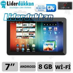 Volar VLR-T703 7 inc Android Tablet PC + K�l�f