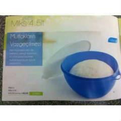 TUPPERWARE M�KS 4.5 LT KARGOSUZ