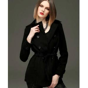 FASHION SEXY KABAN TRENCHCOAT.40 BDN